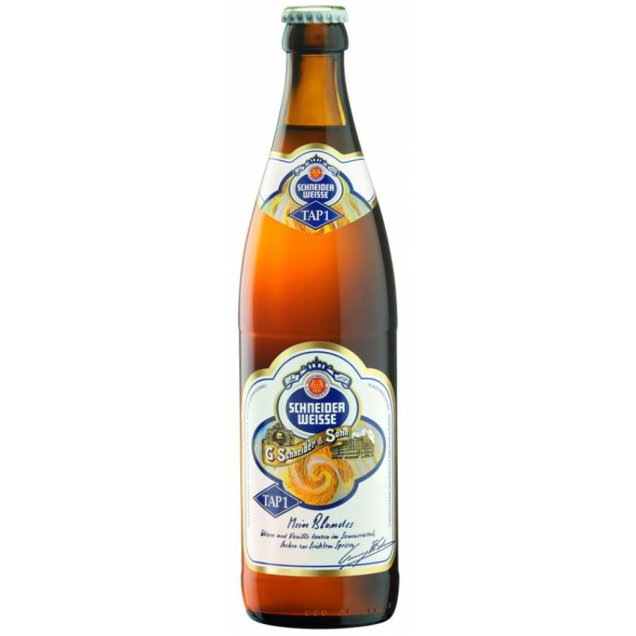 Cerveza alemana Schneider Turbia