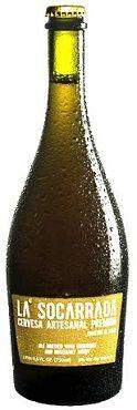 Cerveza Artesana La Socarrada 0,33l