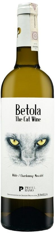 vino Betola The Cat Blanco