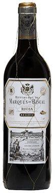 Vino Tinto Bodegas Marques de Riscal Reserva 2014 vino rioja Magnum