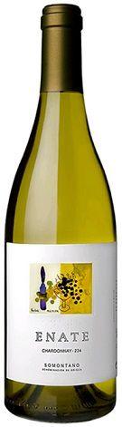Vino Blanco Enate Chardonnay 234 2018 do Somontano