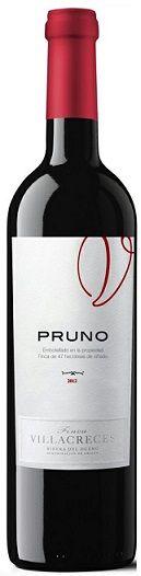 Vino Tinto Pruno de Villacreces 2017 vinos ribera del duero