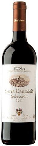 Vino Tinto Sierra Cantabria Selección 2011 Vinos de Rioja