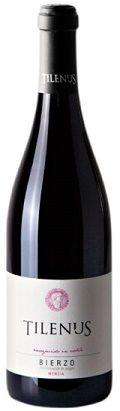 Vinos del Bierzo Vino Tinto Tilenus Roble uva Mencia