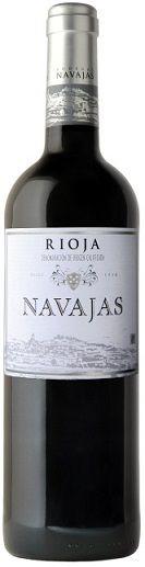vino rioja navajas tinto joven 2018