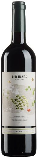 vinos de yecla old hands roble