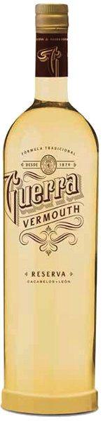 Vermouth Guerra Blanco Reserva