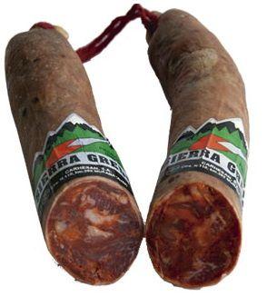 Chorizo Ibérico Cular Extra 1,4 Kg