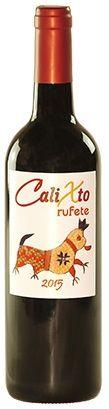 vino Calixto Rufete