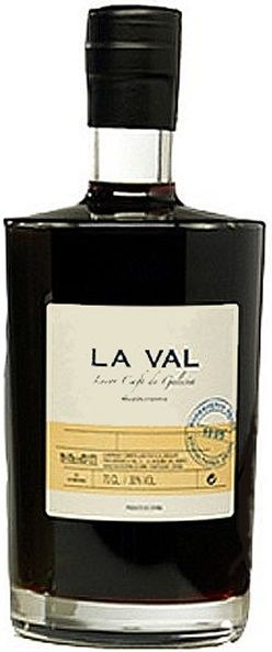 Licor de Café La Val