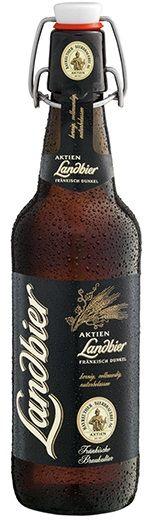 cerveza alemana Aktien Landbier Dunkel