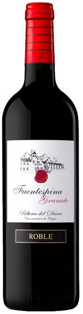 Fuentespina Granate Roble 2014
