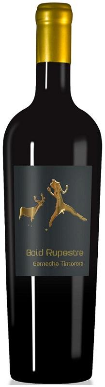 vino Rupestre gold